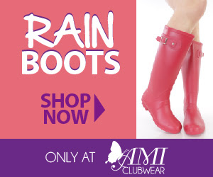 Shop AMIclubwear.com for great deals on fashionable Rain Boots.