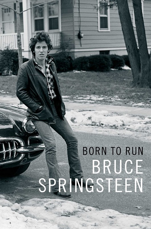 7 Inspirational Lessons for Writers from Springsteen's Dancing in the Dark
