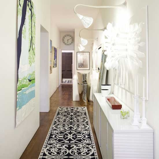 Small Hall Entrance | Modern World Furnishing Designer
