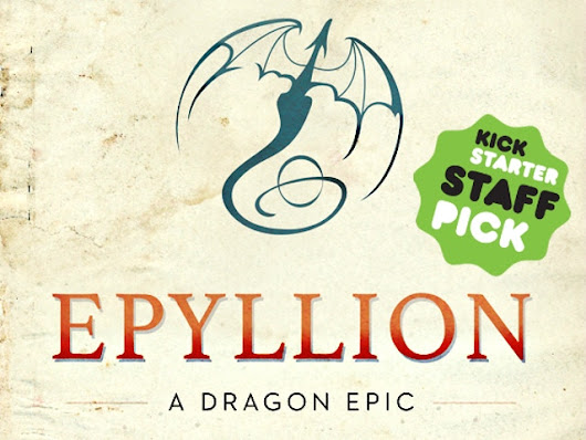 Epyllion, a Dragon Epic RPG by Marissa Kelly — Kickstarter