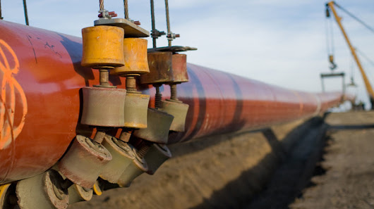 2014 — Canada's Year of the Pipeline