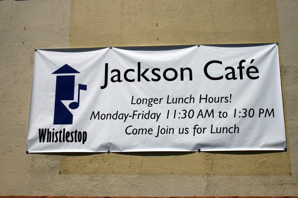 Jackson Cafe banner
