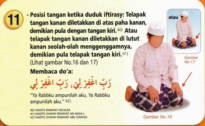 Sifat Shalat Nabi   Madzhab-ku Ahlul Hadits