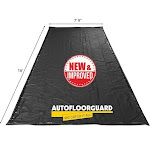 AutoFloorGuard 7.9'x16' Compact Vehicle Containment Mat