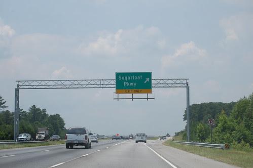 Sugarloaf Parkway