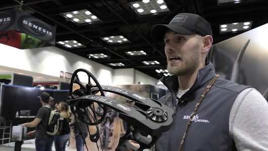 Levi Morgan Archery Tips: Mathews Triax Bow
