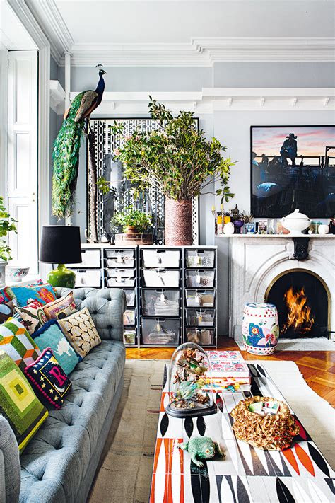 decordemon bohemian apartment   york