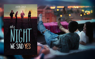 The Night We Said Yes | Reading After Midnight