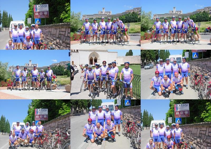 tour Assisi 2010