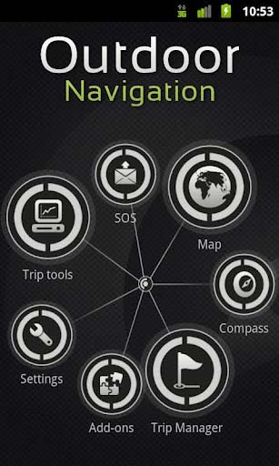 Outdoor Navigation
