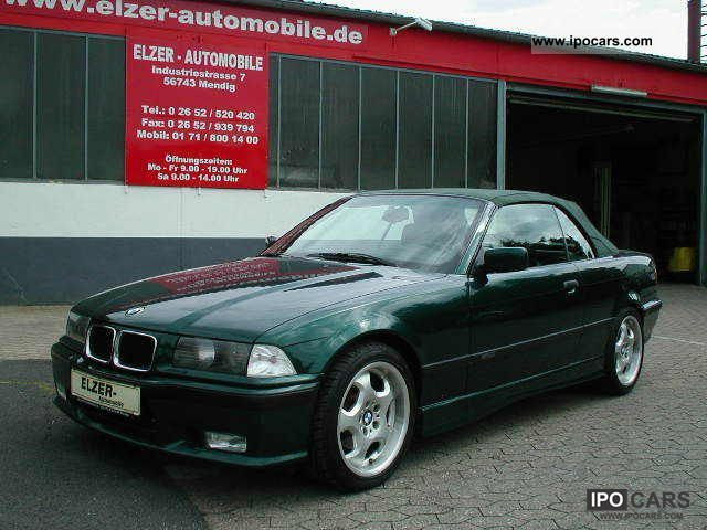 BMW 3 series 320i 1994 | Auto images and Specification