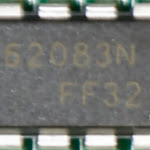GE WR55X11065 General Electric Main Control Board