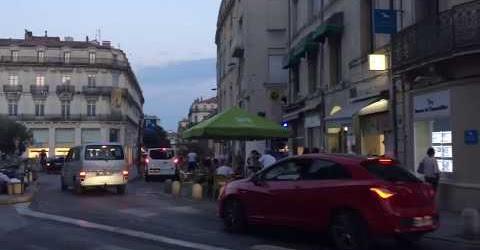 Dạo quanh trung tâm Montpellier