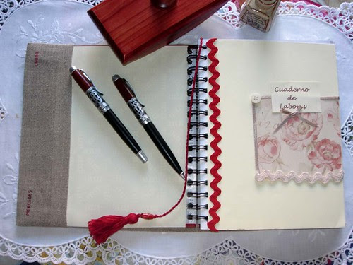 Notebook-inside