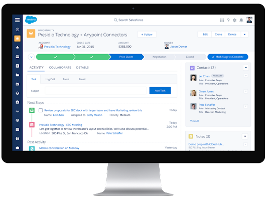 Salesforce Lightning Design System — Salesforce UX