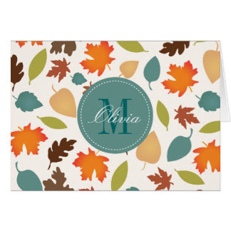 Browse the Monogram Cards Collection and personalize by color, design, or style.