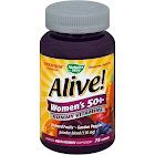 Nature's Way Alive! Women's 50+ Multivitamin, Gummies - 75 count