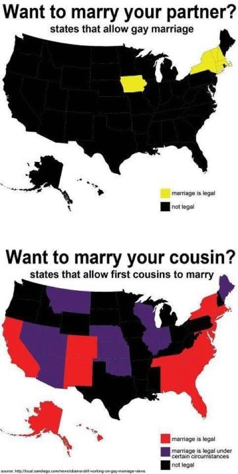 Marrying Your Lover Vs Marrying Your Cousin Fugging