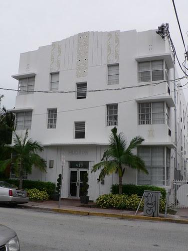 Hudson Apartments, Miami