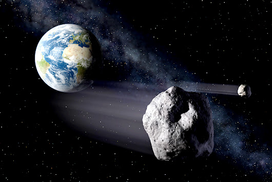 New report explores threat from near-Earth asteroids