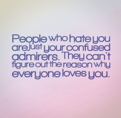 People Who Hate You Pictures Photos And Images For Facebook