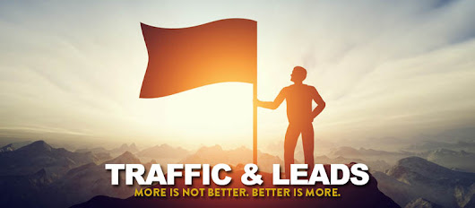 A Subtle Solution to Generating More Traffic & Leads
