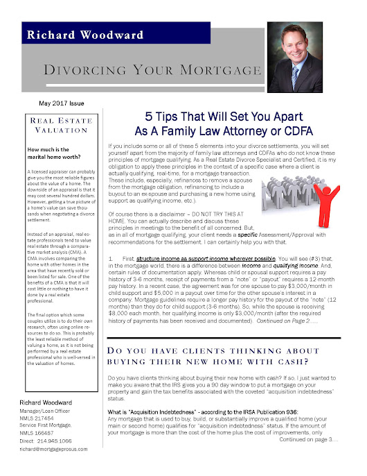 Divorce and Your Mortgage | What you need to know