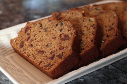 National Date Nut Bread Day and Enjoy