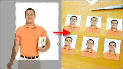 [FAQ番号 032298]証明写真を印刷する方法|よくある質問  - 証明写真 プリンター