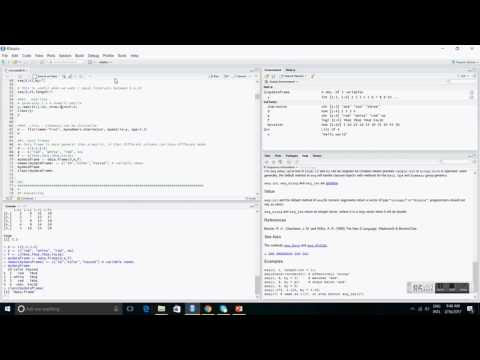 "My 3 video presentations on ""Essential R"""