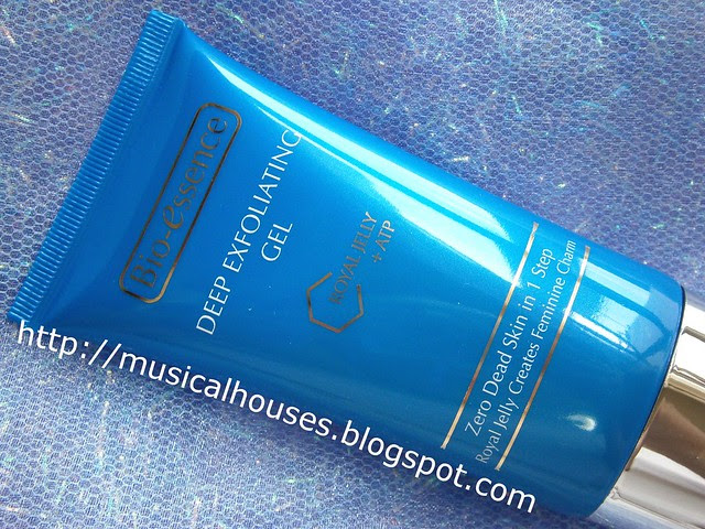 Bioessence Deep Exfoliating Gel with Royal Jelly + ATP