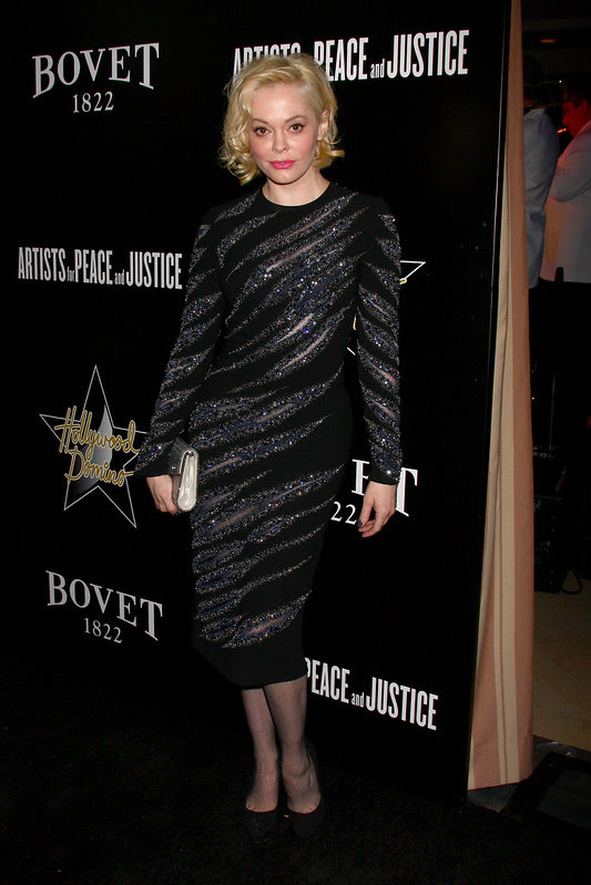 The Hollywood Rose McGowan at The Hollywood Domino pre-Oscar Gala and Tournament held at the Sunset Tower Hotel - Nikki Nelson/WENN.comDomino pre-Oscar Gala and Tournament held at the Sunset Tower Hotel Featuring: Rose McGowan Where: West Hollywood, California, United States When: 21 Feb 2013 Credit: Nikki Nelson/WENN.com