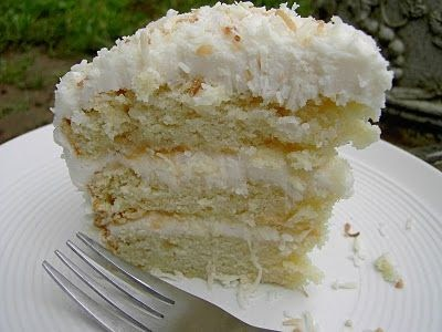 Vegan Coconut Layer Cake Quilting Bee Cutting Corners