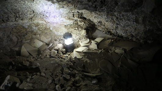 Archaeologists Excavate 12th Cave They Say Once Housed Dead Sea Scrolls