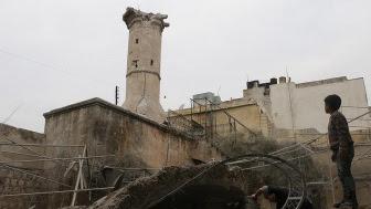 ВКС РФ разбомбили мечеть во время молитвы