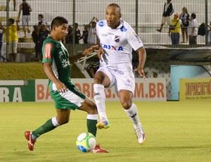 Rodrigo Silva - atacante do ABC (Foto: Frankie Marcone/Divulgação/ABC)