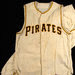 The uniform Bill Mazeroski wore as he hit a title-winning home run will be auctioned.