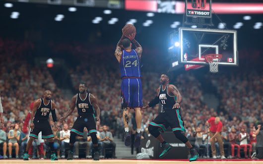NBA 2K17 Xbox One Review