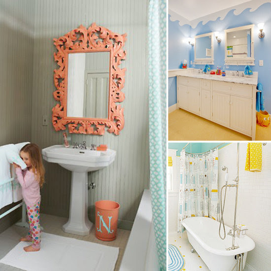 Girls Bathroom Decorating Ideas | Kitchen Layout & Decor Ideas