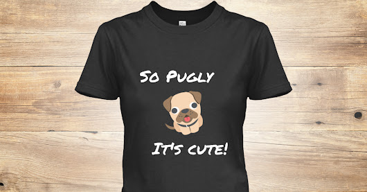 Limited Edition Pugly Shirts