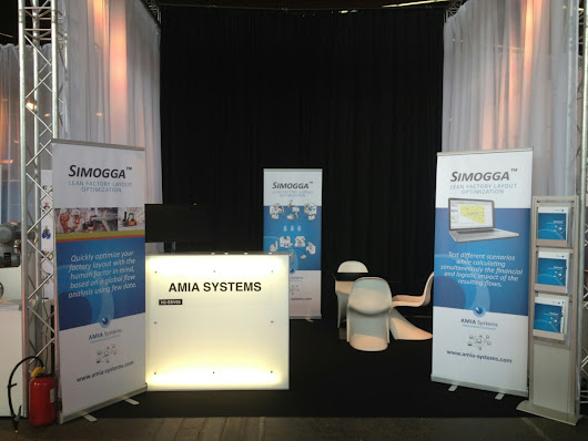 AMIA Systems at Indumation, the Industry4.0 fair