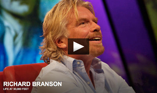 Richard Branson on How to Run a Business