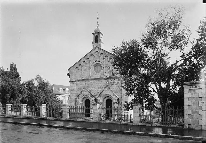 st. paul-church-jerusalem-1934