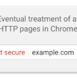 "Chrome to brand non-HTTPS sites as ""insecure"" – time to click the button 
