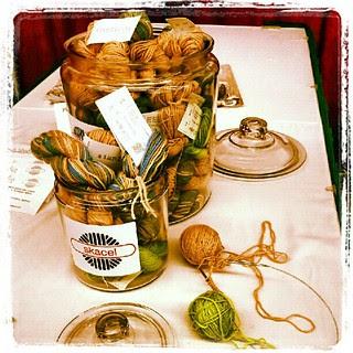 #skacel #yarn #getyourkniton #interweave #knitting lab #knitsofinstagram #manchvegas #love