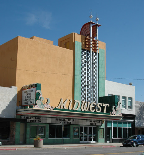 Midwest Theater   Scottsbluff, Nebraska