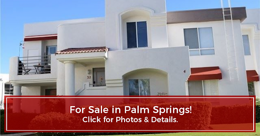 FOR SALE! 401 S El Cielo Rd, Palm Springs, CA