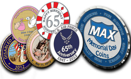 Memorial Day Coins In The Memory Of Died Militants Of American Army | Max Challenge Coins Blog | Challenge Coins | Custom Challenge Coins | Challenge Coins Information