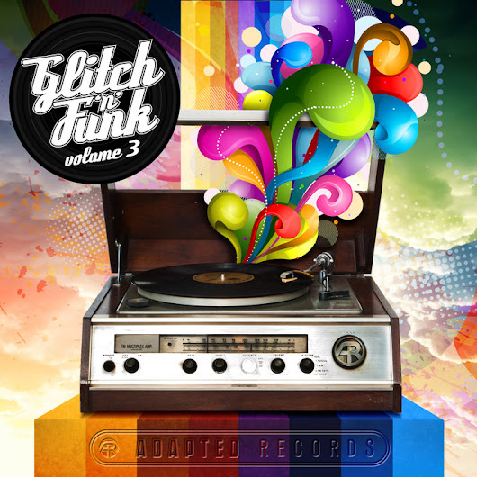 Glitch & Funk Vol. 3, by Adapted Records