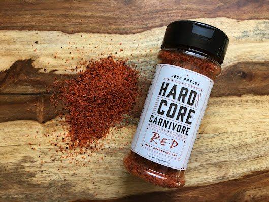 Introducing... Hardcore Carnivore RED! - Jess Pryles